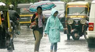 कई राज्यों में भारी बारिश की चेतावनी