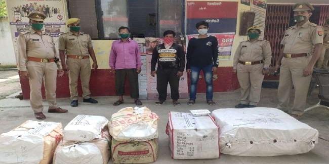 Basti News : करोड़ों की ठगी कर चुके गिरोह के सदस्य गिरफ्तार