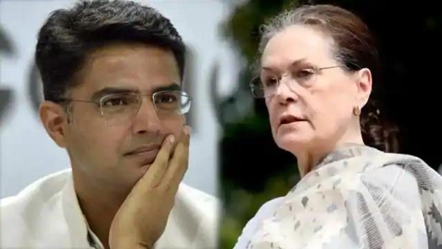 अचानक नहीं पड़ी राजस्थान कांग्रेस में फूट