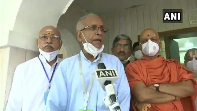 Ayodhya News : राम मंदिर को लेकर बैठक खत्म, जानें क्या हुआ निर्णय