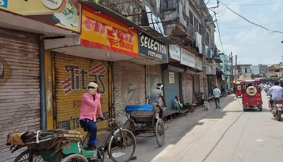 Gonda News : मालवीय नगर व चौक बाजार कंटेनमेन्ट जोन घोषित