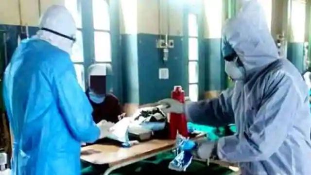 दिल्ली में कोरोना मरीजों की संख्या एक लाख के पार