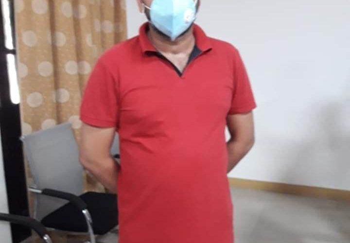 विधानसभा अध्यक्ष बनकर शाहजहांपुर के एसपी को फोन करने वाला नटवरलाल गिरफ्तार