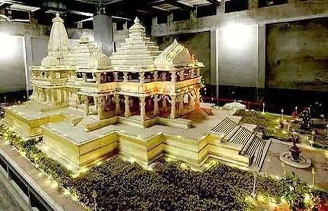 अयोध्या : 2024 तक पूरा होगा रामलला के भव्य मंदिर का निर्माण
