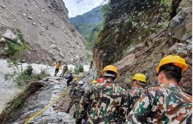 नेपाल ने तेज किया दार्चुला से टिंकर को जोड़ने वाली सड़क का निर्माण