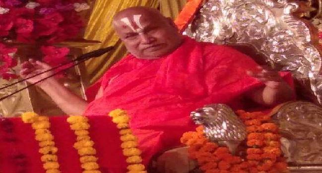 UP News : पदम विभूषण जगदगुरु रामभद्राचार्य कोरोना संक्रमित
