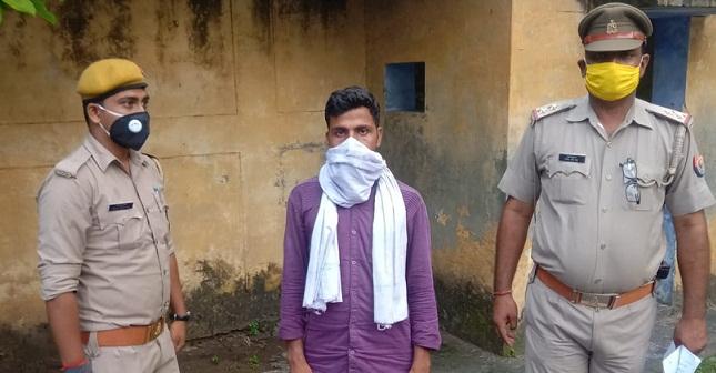 Ayodhya News : संदिग्ध मौत के मामले में मृतका का पति गिरफ्तार