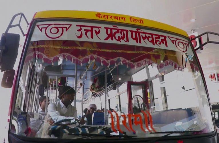 लखनऊ के चारों बस अड्डों से रोडवेज की 70 प्रतिशत बसों का संचालन शुरू