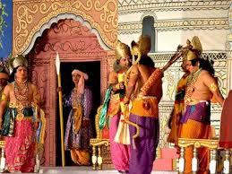 अयोध्या की रामलीला में राम के चरण रज का करें दर्शन, अवधनगरी का इतिहास भी होगा लाइव