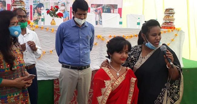 Shravasti News:'मिशन शक्ति' के तहत जिले में विभिन्न कार्यक्रम आयोजित