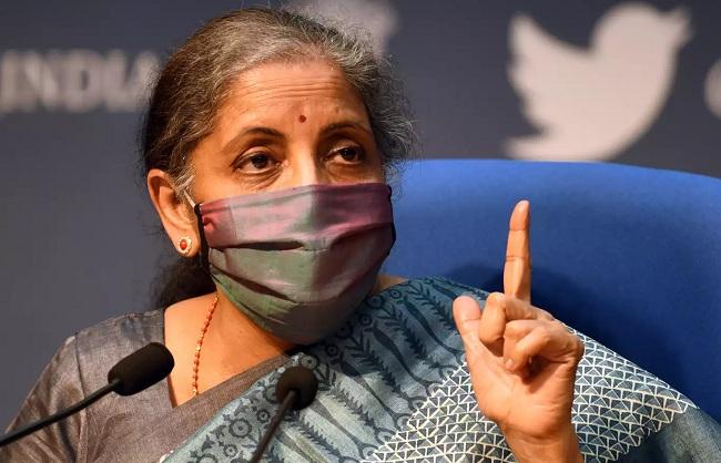 मार्च 2021 तक पैदा होगी 73 हजार करोड़ रुपये की उपभोक्ता मांग: वित्त मंत्री
