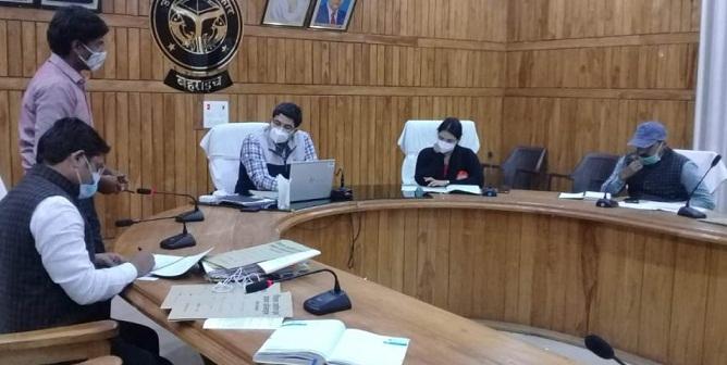 Bahraich News:जिला उद्योग बन्धु समिति की बैठक सम्पन्न
