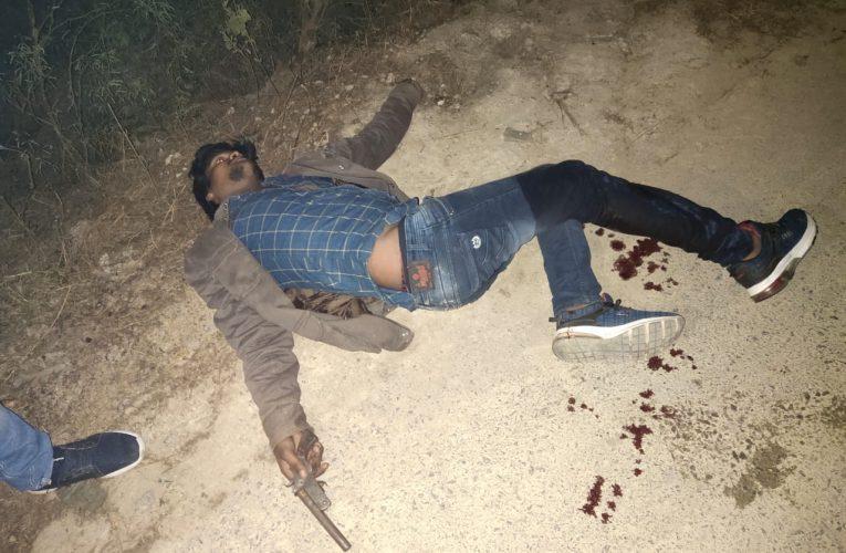 लखनऊ के दो थाना क्षेत्रों में हुई मुठभेड़, इनामी समेत सात बदमाश गिरफ्तार