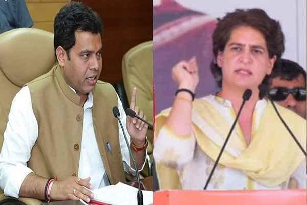 UP News: प्रियंका बोलीं, उप्र में बिजली के बढ़ते बिलों-मीटरों का आतंक, ऊर्जा मंत्री ने बताया राजनीति से प्रेरित