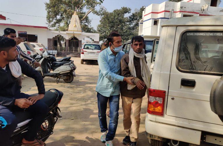 UP news : शिवम हत्याकांड में एनकाउंटर के डर से आरोपी ने कोतवाली में किया आत्मसमर्पण