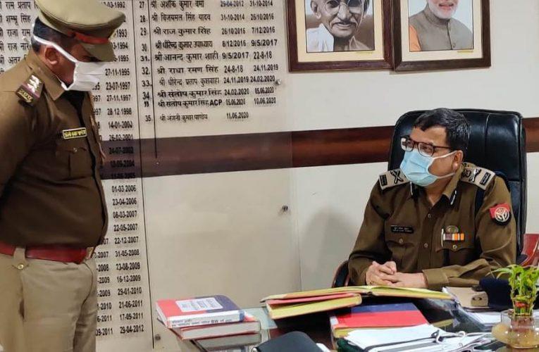 Lucknow पुलिस कमिश्नर डीके ठाकुर का फरमान, सभी पुलिस अधिकारी उठाएं सीयूजी नम्बर