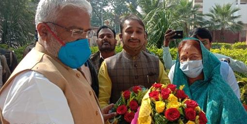 UP News : किसान आंदोलन के नाम पर रची जा रही बड़ी साजिश : स्वतंत्र देव