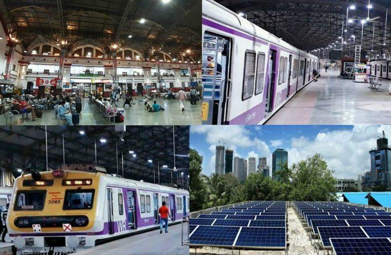 Railway : परिवहन क्षेत्र में ऊर्जा संरक्षण के लिए पश्चिम रेलवे को प्रथम पुरस्कार