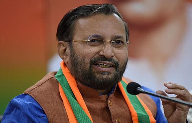 National News : राहुल को जावड़ेकर की नसीहत, कहा- संवैधानिक संस्थाओं का आदर करना सीखें
