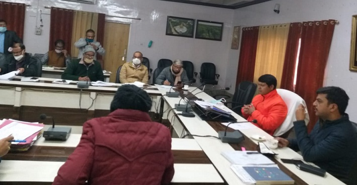 Shravasti News:विकास कार्यक्रमों में शिथिलता बर्दाश्त नहीं-डीएम