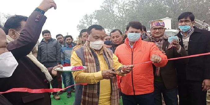 Shravasti News:कृषि विभाग द्वारा आयोजित किया गया वृहद किसान मेला