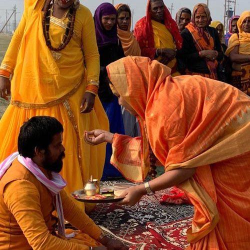 धर्म से विमुख लोगों को सनातन धर्म में लाना उद्देश्य : महामण्डलेश्वर