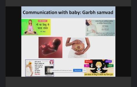 लखनऊ विवि में 'गर्भ संस्कार' की कक्षाएं शुरु