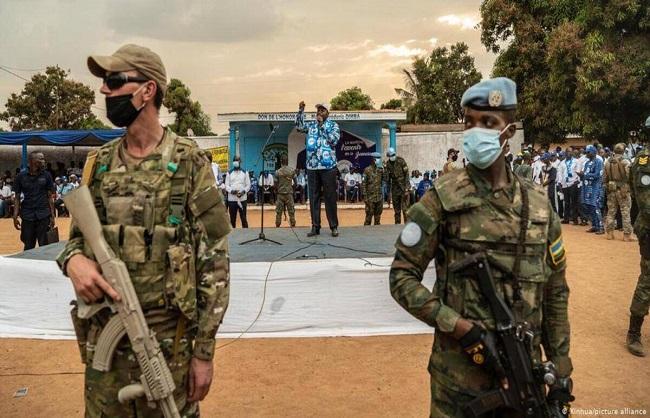 International : मध्य अफ्रीका गणराज्य में विद्रोहियों ने राजधानी पर किया हमला