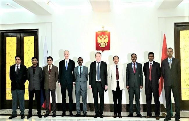 National News : रूसी एयर डिफेंस सिस्टम का प्रशिक्षण लेने भारत का पहला बैच मास्को रवाना