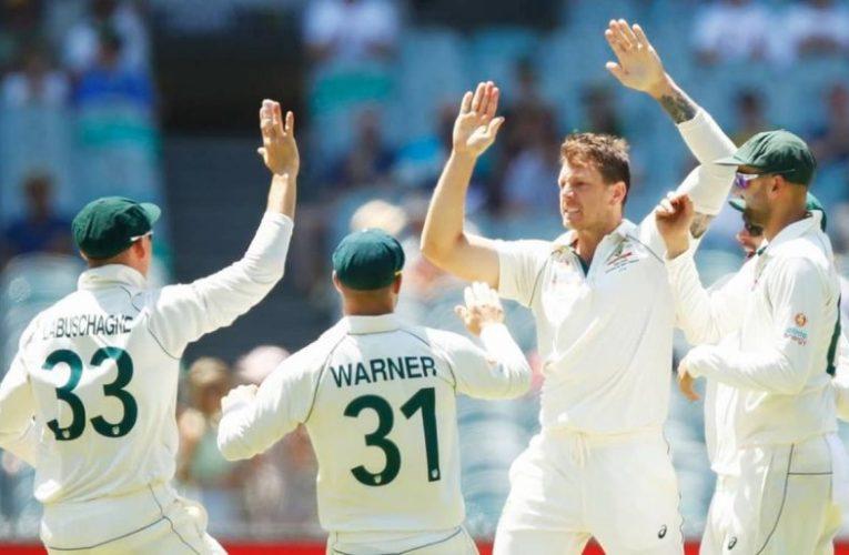 Sport : सिडनी टेस्ट से बाहर हुए ऑस्ट्रेलियाई तेज गेंदबाज जेम्स पैटिनसन