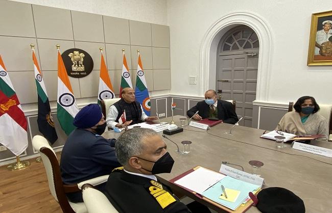 भारत-सिंगापुर और बढ़ाएंगे द्विपक्षीय रक्षा सहयोग