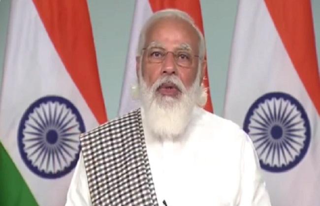 प्रधानमंत्री मोदी ने जो बाइडेन को दी बधाई, कहा-मिलकर काम करने को उत्सुक