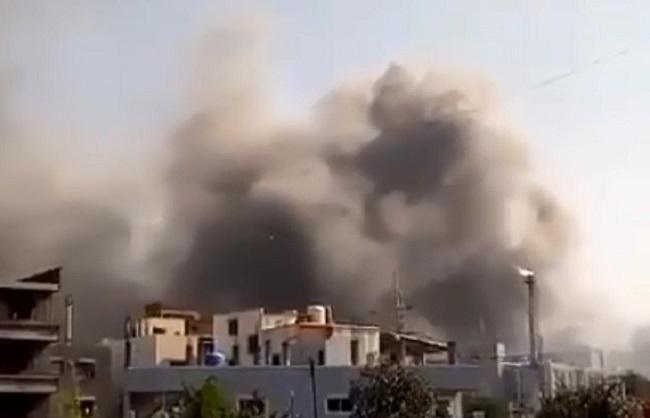 National : सीरम इंस्टीट्यूट में लगी आग, कोविशिल्ड प्लांट को खतरा नहीं