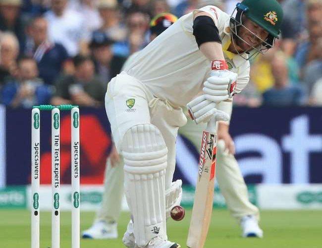 ब्रिस्बेन टेस्ट : चौथे दिन लंच तक ऑस्ट्रेलिया ने 4 विकेट पर बनाये 149 रन ,कुल बढ़त 182 रनों की हुई