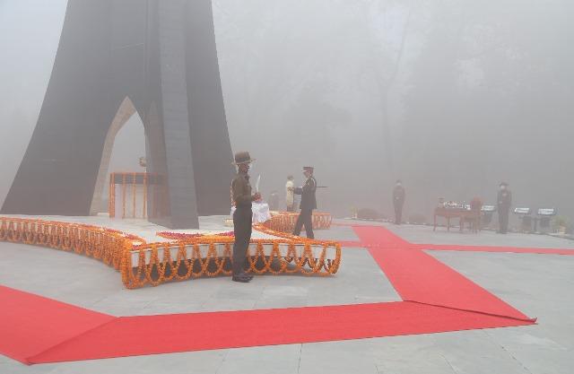 लखनऊ में सेना दिवस मनाया गया