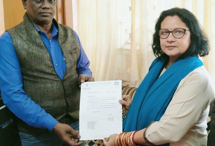 UP News : लोजपा ने मध्य विधानसभा में रामजी सोनकर को बनाया अध्यक्ष