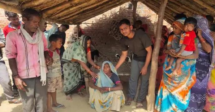 Ayodhya News:बेटी ने बॉयफ्रेंड के साथ मिलकर बाप को मार डाला