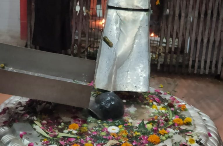 महाशिवरात्रि : हर-हर महादेव की गूंज से गूंजी रामनगरी अयोध्या