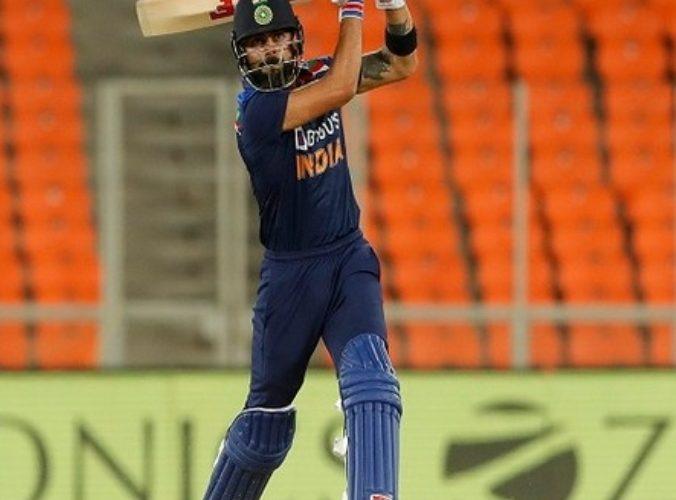 आईसीसी टी-20 रैंकिंग : विराट कोहली की शीर्ष पांच में हुई वापसी