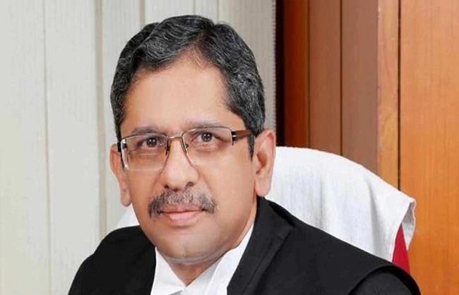 विधि एवं न्याय : जस्टिस एनवी रमन्ना होंगे देश के अगले चीफ जस्टिस