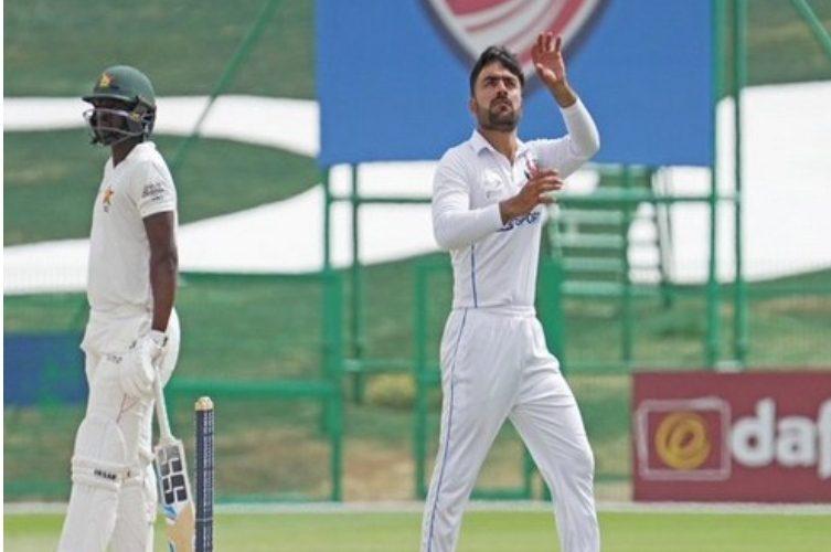 Sport News : राशिद खान के नाम ऐतिहासिक उपलब्धि,21वीं सदी में एक टेस्ट मैच में सबसे ज्यादा ओवर गेंदबाजी करने का रिकॉर्ड बनाया