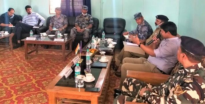 Shravasti News:13 अप्रैल की शाम से सील होगी भारत नेपाल सीमा