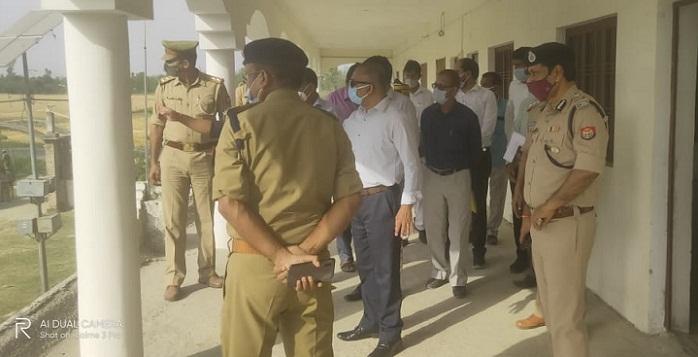 Shravasti News:स्वतंत्र, निष्पक्ष व शान्तिपूर्ण चुनाव कराएं अधिकारी-आयुक्त