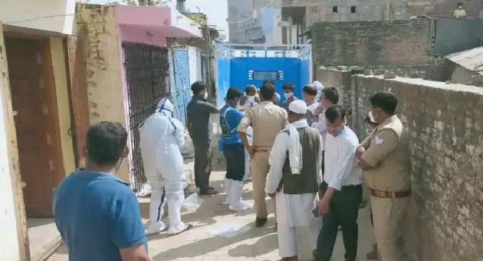 Bahraich News:कोरोना स्थिति बेकाबू, पॉजिटिव झोलाछाप डॉक्टर की मौत