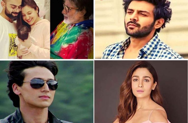 मनोरंजन :  अमिताभ ने शेयर किया अनुष्का-विराट पर जोक