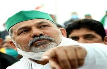 किसान नेता राकेश टिकैत को फोन पर मिली जान से मारने की धमकी