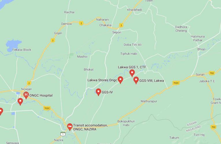 असमः ओएनजीसी जीजीएस से तीन कर्मचारियों का अपहरण