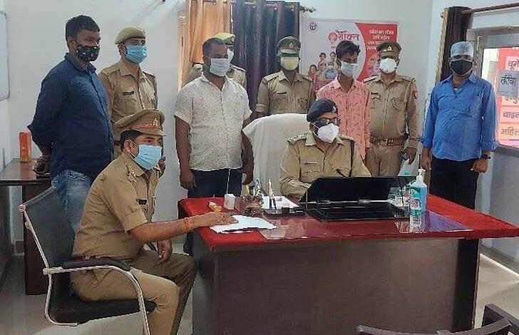 अयोध्या : चौबीस घंटे के भीतर सेवानिवृत्त नगर निगम कर्मी की हत्या का खुलासा, दो गिरफ्तार