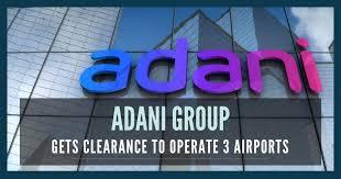 व्यापार :   अदानी ग्रुप ने लखनऊ एयरपोर्ट के चार्ज में 10 गुना की वृद्धि की