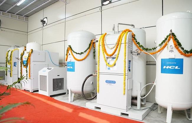 दिल्ली: सीएम केजरीवाल ने 9 अस्पतालों में किया ऑक्सीजन प्लांट का उद्घाटन